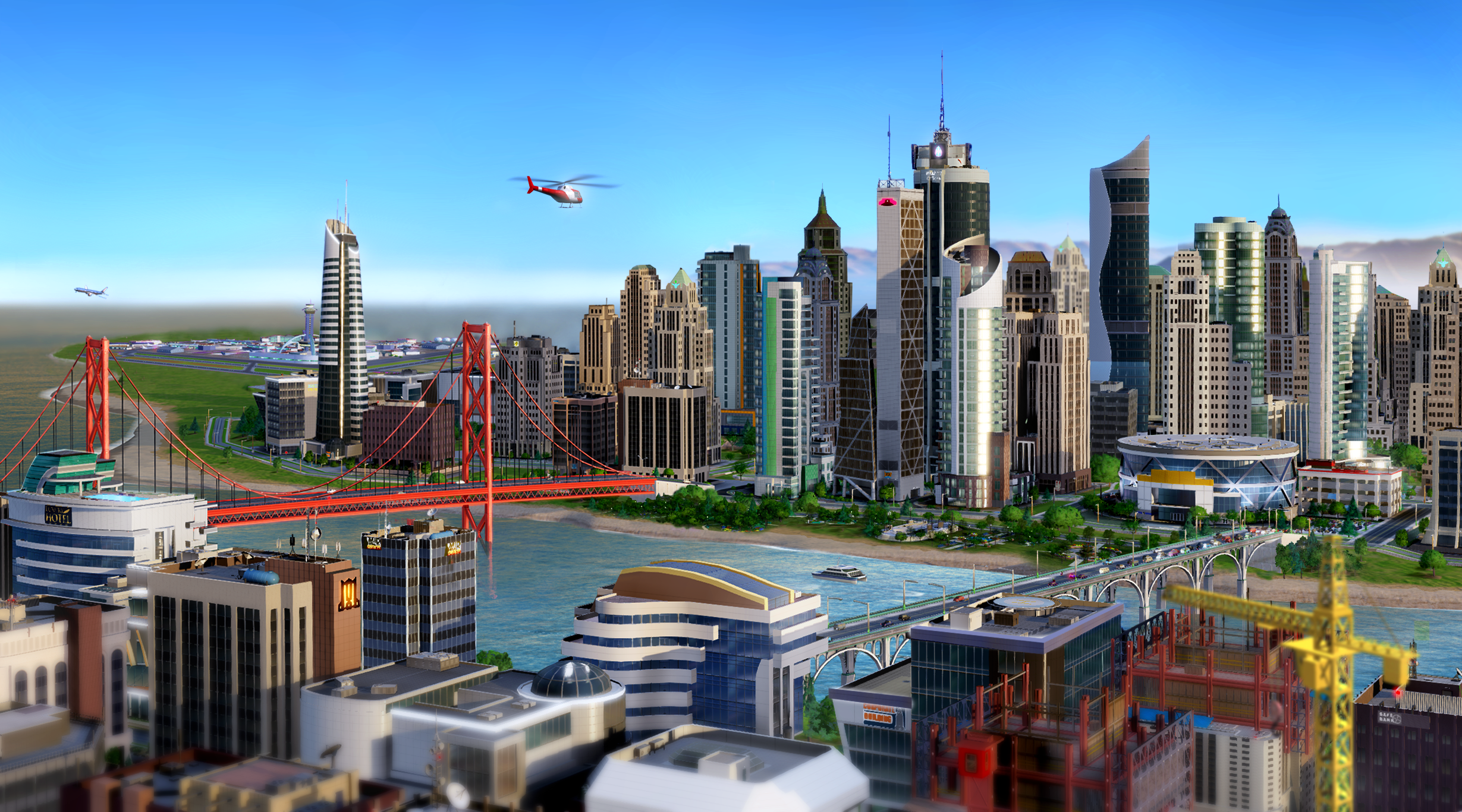 SimCityPanoramic